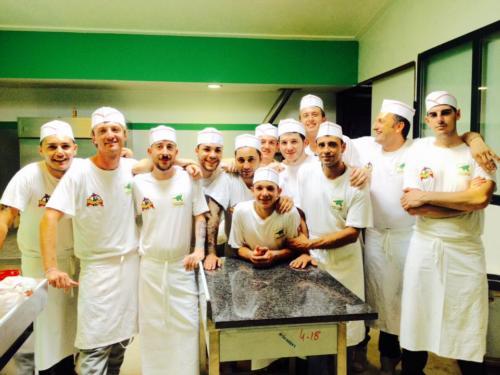 Corsisti Accademia della Pizza